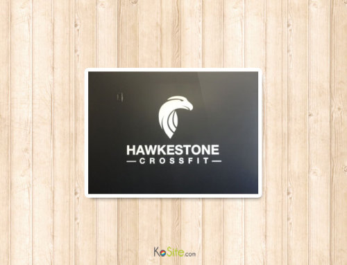 Hawkestone Logo Wall Sticker Decal