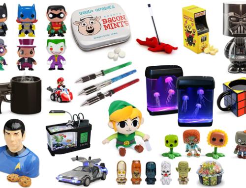 Online gadget store