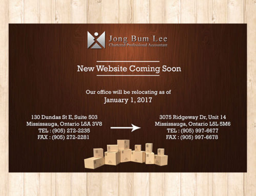Accountant Office Website Design