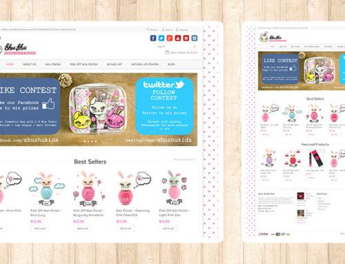 ShuShu Kids Online Store
