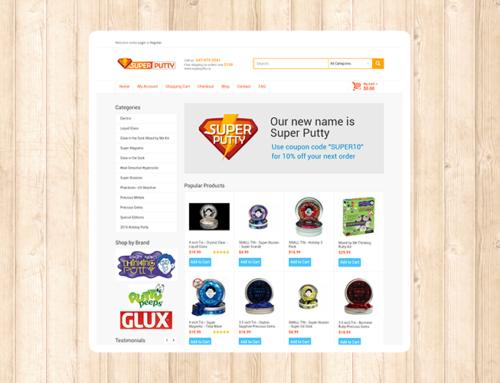 Super Putty Online Store