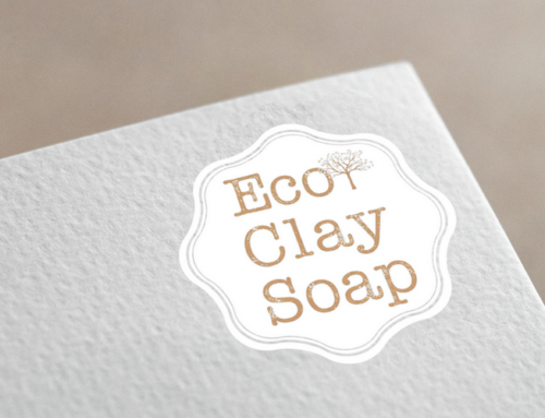 Eco Clay Soap 로고 디자인