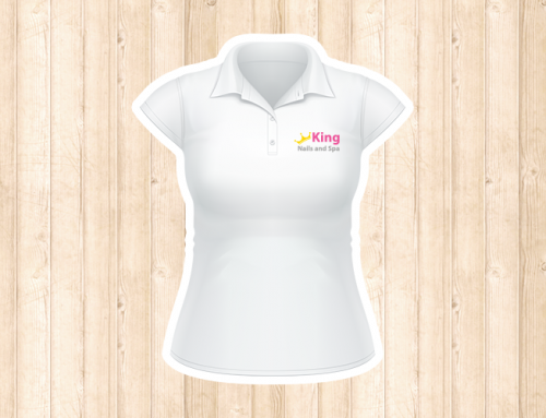 King Spa 유니폼 디자인 및 인쇄